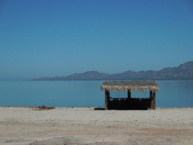 Playa Buenaventura hut 2