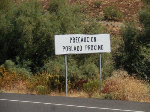 precaution populated next