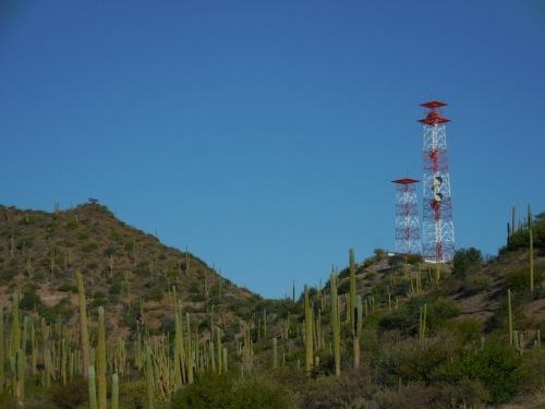 Radio tower - Mexico