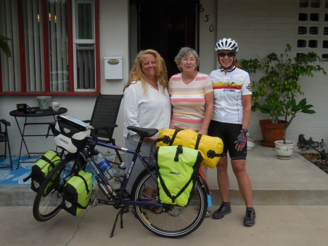 Susie, Joyce and Nancy