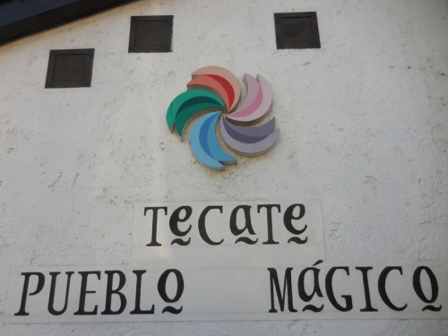 Tecate small town magic