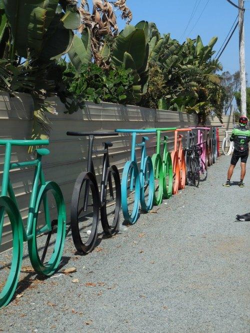 Wall bikes 2