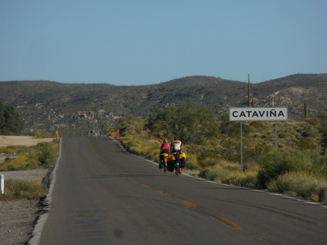 We made it to Catavina