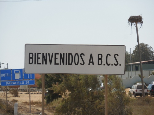 Welcome to Baja California South