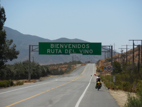 Welcome to wine route