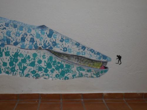 Whale in Loreto