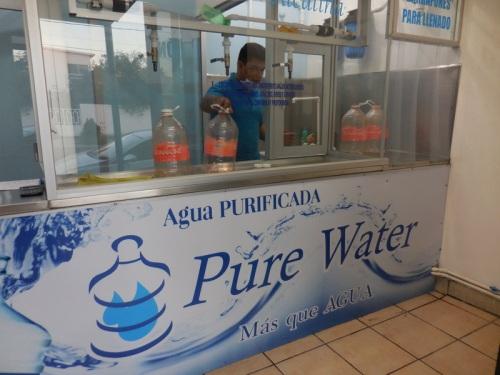Water shop