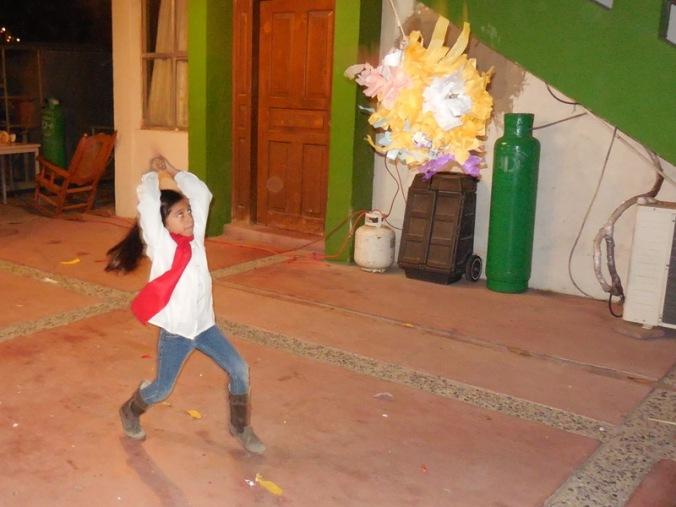 Kids swinging 4