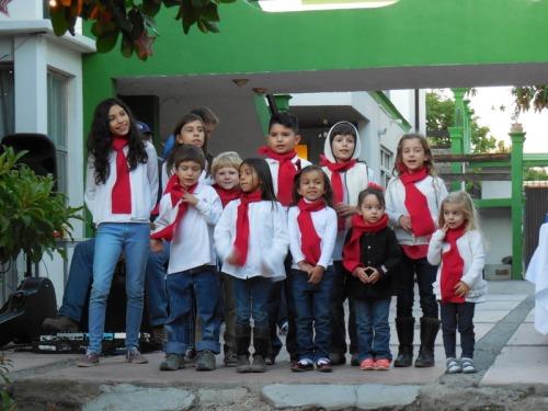 Posada choir 2