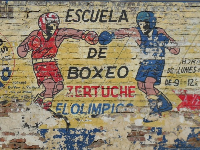 Boxing school