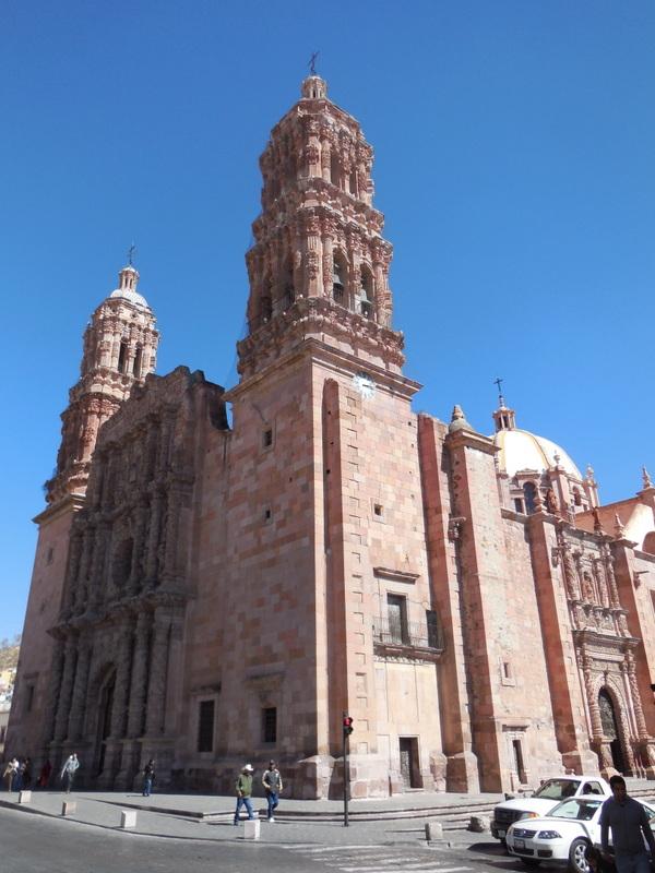 Catedral de Zacatecas 4