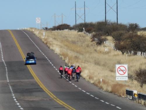 Centauros Bike peleton