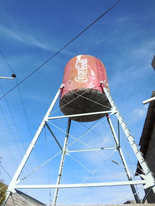 Coke is everywhere