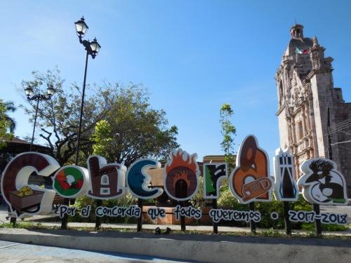 Concordia sign