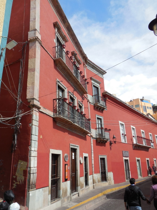 Diego's house 2