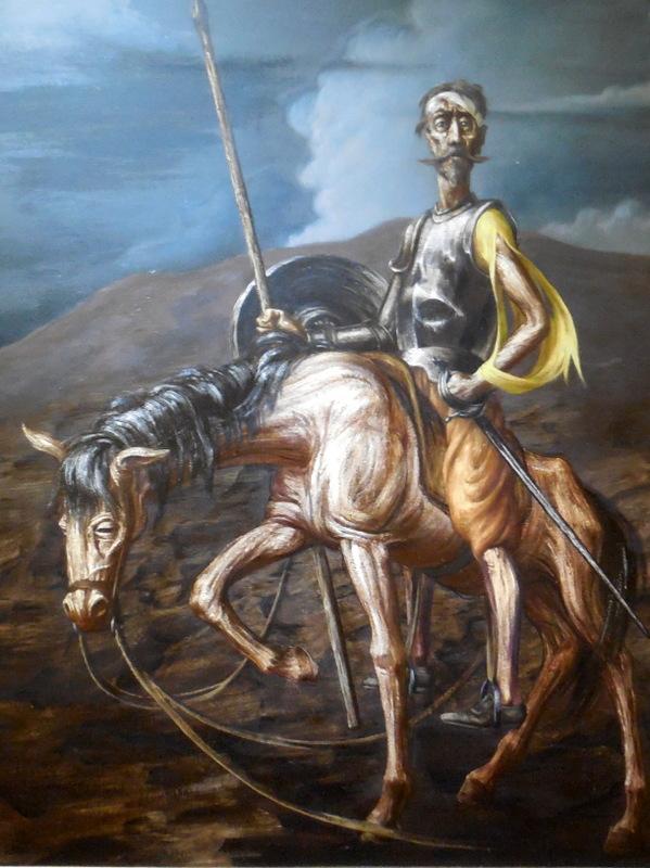 Don Quixote 8