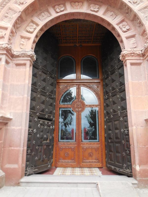 Door for the day
