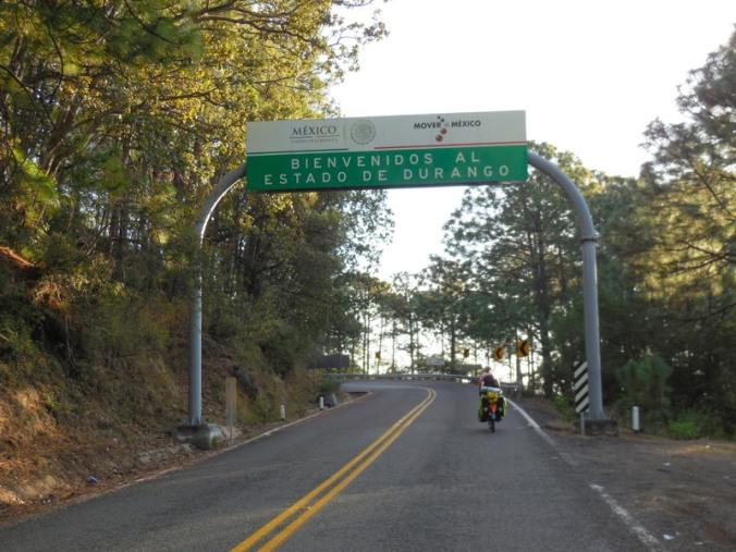 Durango stateline