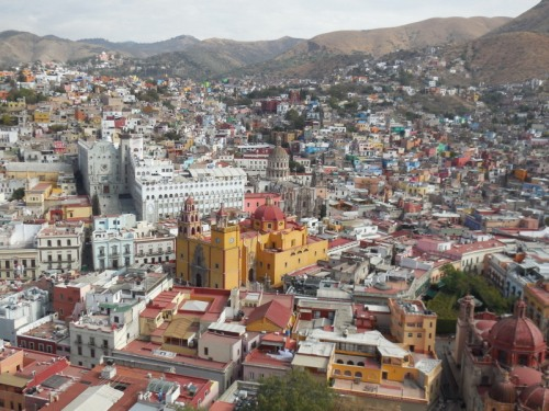 Guanajuato from viewpoint 3