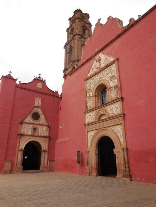 Huichapan church 6
