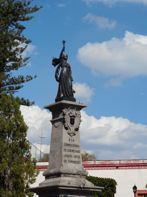 Josefa Ortiz de Dominguez - independece insurgent