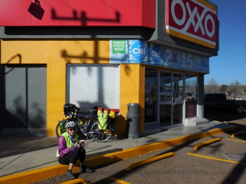 Life on the road at Oxxo 1