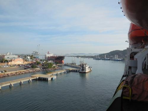 Mazatlan Harbour 1