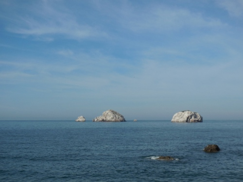 Mazatlan islands