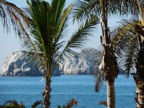 Mazatlan shoreline 1