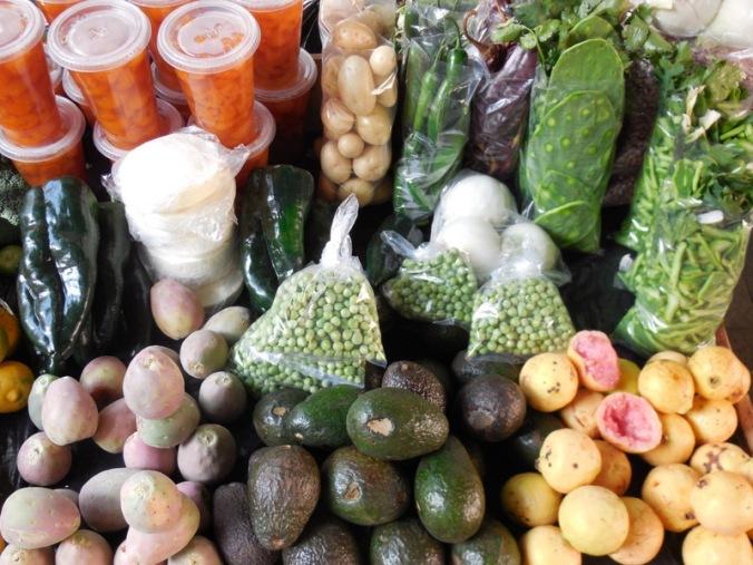 Mercado Hidalgo veggies (2)
