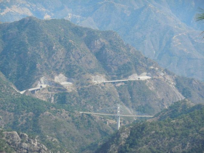 Motorway below again