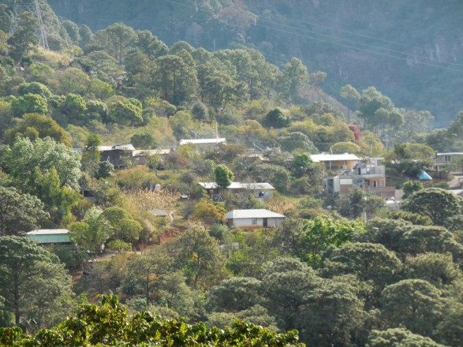 Mountain town 1