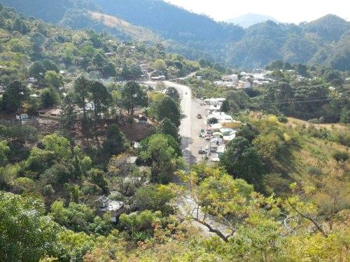 Mountain town 2