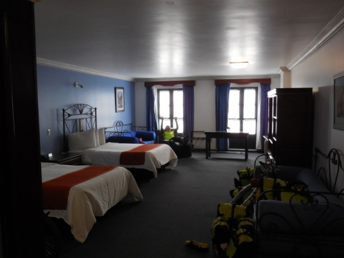 Our massive room 1