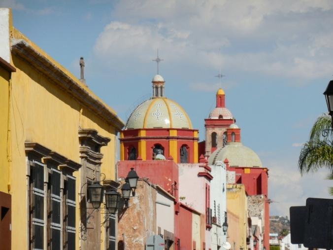 Queretaro churches 1