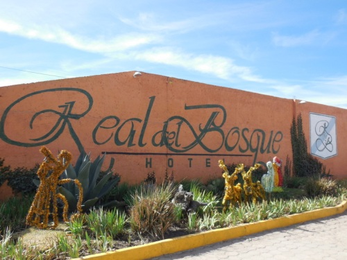 Real Bosque Hotel