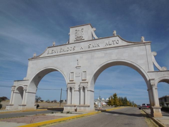 Sain Alto Arch 1