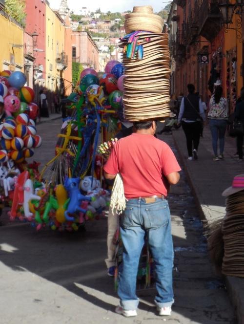 San Miguel de Allende hat seller