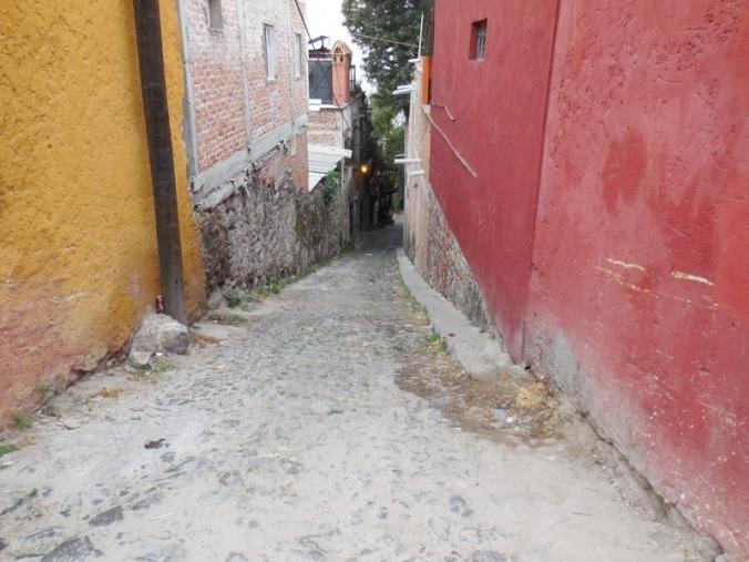 San Miguel de Allende - not ridable (2)