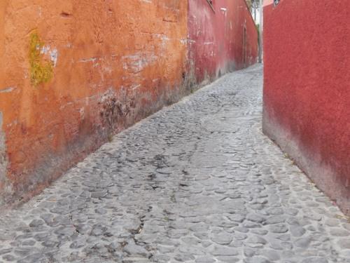 San Miguel de Allende - not ridable