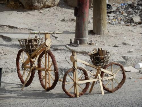 Sometimes your wheels feel like wood 2