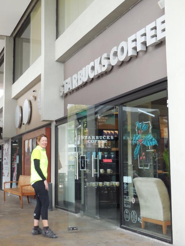 Starbucks - yeah