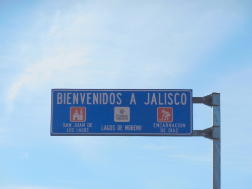 State seven - Jalisco