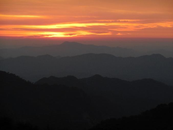 Sunset in the Sierra 7