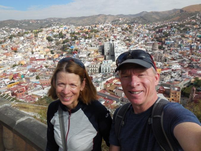 Us in Guanajuato 1