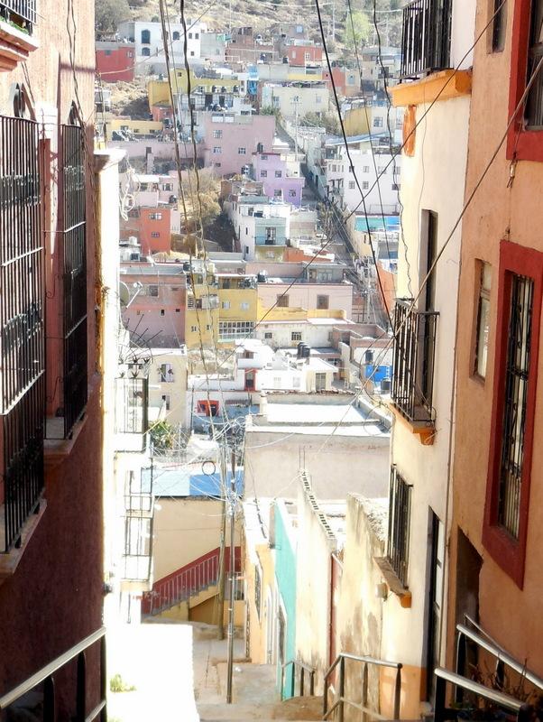 Zacatecas city views 2