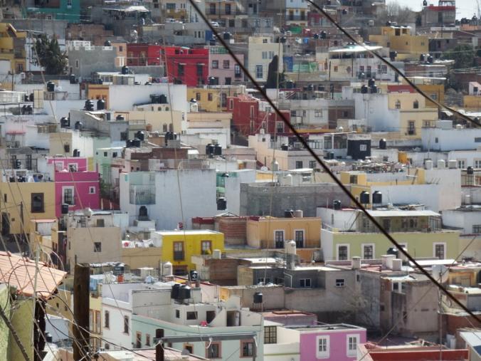 Zacatecas city views 4