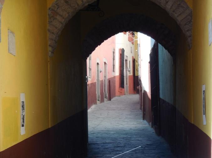 Zacatecas streets 1