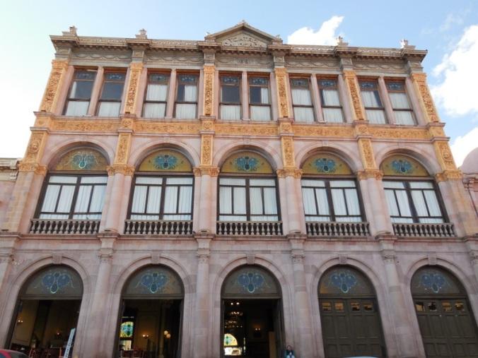 Zacatecas Theater