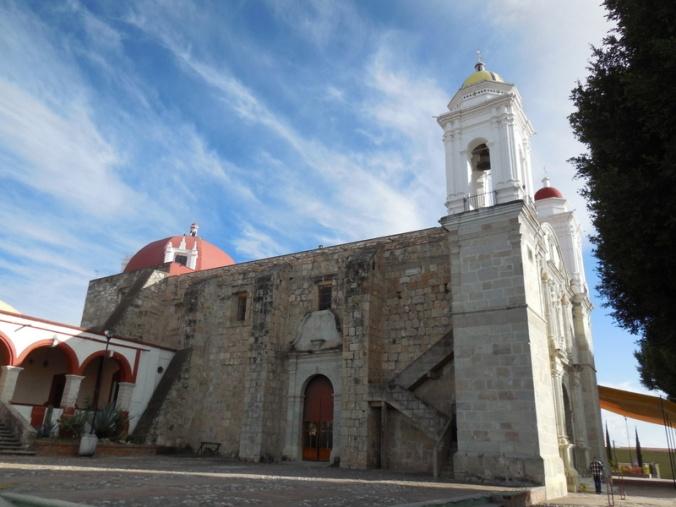 Asunción Nochixtlán church